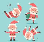 调皮圣诞老人
