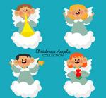 云上圣诞天使