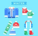 卡通冬季服饰