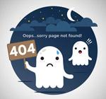 404页面幽灵