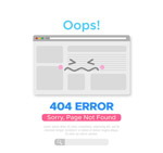 哭泣404页面