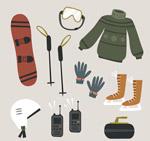 运动器材和服饰