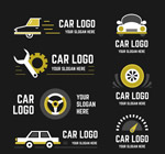 创意车元素标志