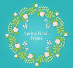质感春季花环