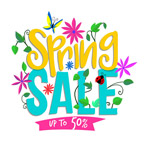 春季销售艺术字