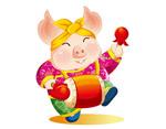 美女猪猪大鼓