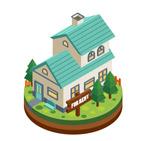 屋顶出租房屋