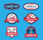 国际劳动节标签