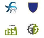 盾牌与字母标志