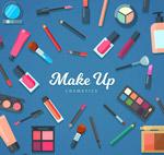 彩色化妆品