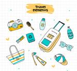 12款清新旅游物品