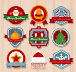 圣诞节祝福标签