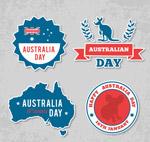 澳大利亚日标签
