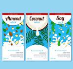 牛奶饮品banner