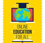 在线教育插画