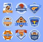 美式足球俱乐部标签