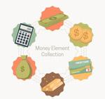 创意金融元素
