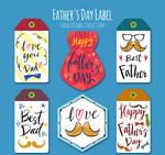 父亲节快乐标签