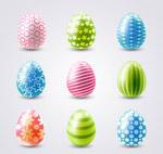 立体花纹彩蛋