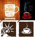 咖啡海报设计