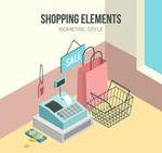 立体购物用品