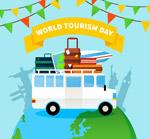 世界旅游日度假车