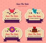 创意婚礼标签
