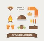 秋季元素设计