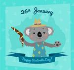 澳大利亚日考拉熊