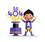 魔术师404页