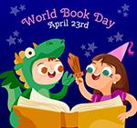 卡通世界图书日