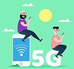 5G网络人物概念图