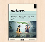 人物自然杂志封面