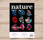金鱼自然杂志封面