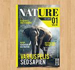 大象自然杂志封面