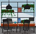 创意公司会议室