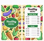 果蔬健康菜单