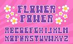 26个紫色字母