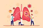 检查肺部的医生