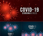 新冠肺炎病毒主题