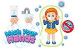 儿童预防新型冠状病毒