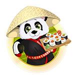 端寿司的功夫熊猫