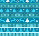 圣诞元素针织背景
