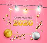 2020新年艺术字