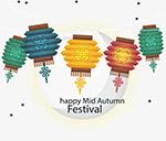 中秋节团圆灯笼