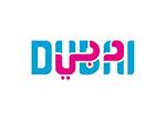迪拜城市旅游形象lo