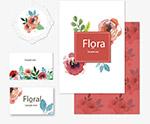 花卉VI设计