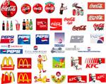 快餐和饮料品牌
