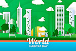 绿化环境城市景观