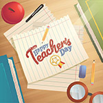 快乐教师节插图